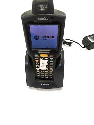 Motorola Symbol MC3000R Symbol MC3090-RG0PBAGA6WW PDA Scanner & Charger  ()