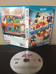 Wipeout for Wii u