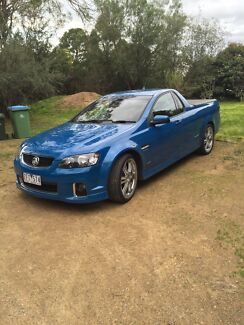 2012 Holden Ute VE SS Thunder Series II (Sale/Swap) Narre Warren South Casey Area Preview