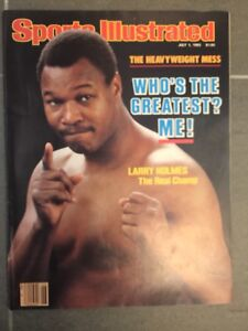 Larry Holmes - The Real Champ