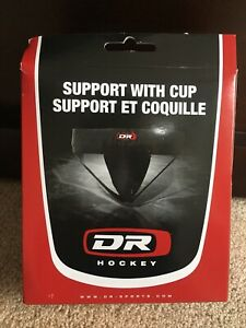 New in box - Support with Cup - Adult large
