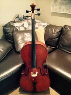Cello. Francois Jaquot. 500VA Eulomogo Dubbo Area Preview