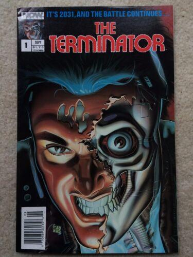 The Terminator #1 (Now 1988)