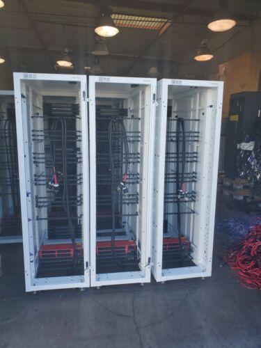 """Qty Available"" Damac CZ Seismic Series Server Rack Cabinet Enclosure 42U"