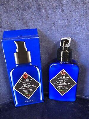 NEW JACK BLACK DOUBLE DUTY FACE MOISTURISER WITH BLUE ALGAE EXTRACT,SPF20,97ml