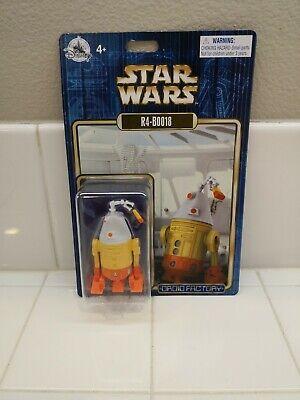 Disney Parks Star Wars Droid Factory R4-B0018 R4-BOO18 Halloween Candy Corn 2018