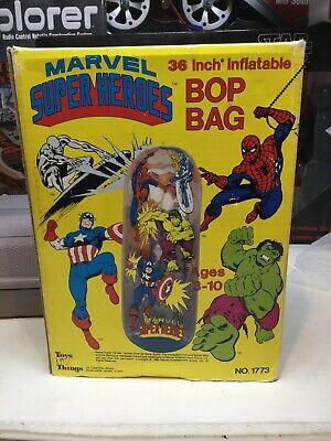 MARVEL SUPER HEROES BOP BAG 36