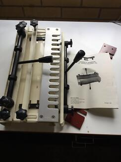 Jet dovetail jig near new never been used