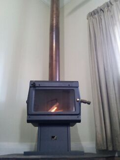 Woodheater installs and reflues Stratton Swan Area Preview