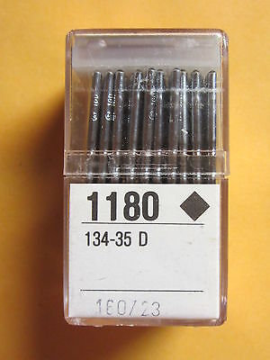 134-35 D Leather Sewing Machine Needles, Box of 100,  sz. 23