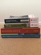 Business/Law Textbooks for Sale Carindale Brisbane South East Preview