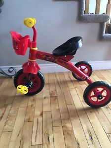 Cars tricycle, excellent condition