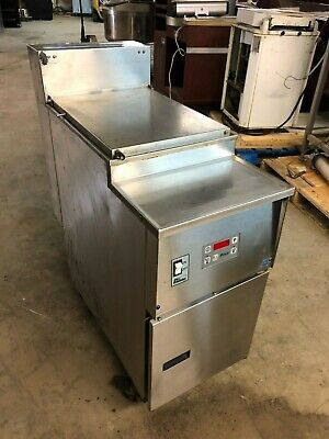 Pitco Frialator Pasta Cooker Rethermalizer Model Rte14ss-chh 208 Volt 3 Phase