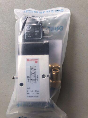 Heidelberg 98.184.1051 SM102 CD102 Solenoid Valve