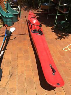 Finn Endorfinn Surf Ski Kayak