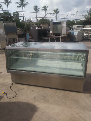7542sc-2 High Volume Federal Refrigerated Bakery Case Includes Free Shipping