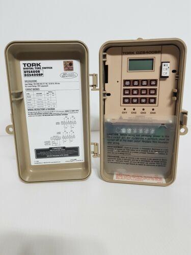 Tork Digital Time Switch dts400b