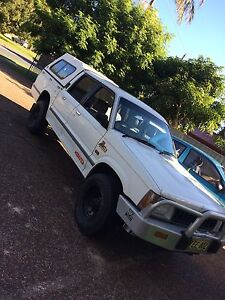 Ford courier 4x4 140***klm $2000 ONO Anna Bay Port Stephens Area Preview