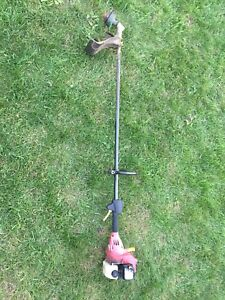 Homelite gas trimmer