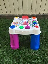 Fisher price activity table Banyo Brisbane North East Preview