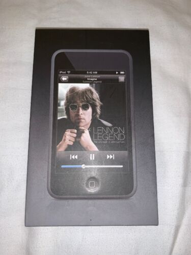 EMPTY BOX ONLY LENNON LEGEND cover iPod Touch 16GB MA627LL/B
