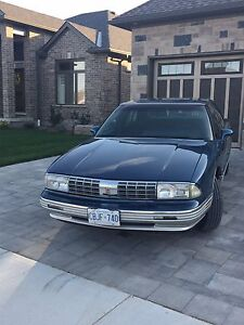1992 OLDS 98 Regency Elite (Safetied/E-Tested) Low KMS