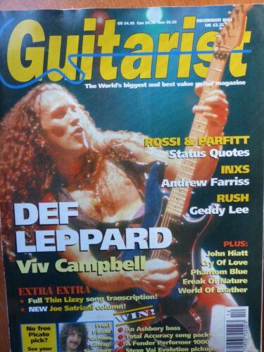 Guitarist Magazine - December,1993