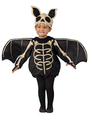 Skeleton Bat Skele-Bat Toddler Costume Princess Paradise 12 18 24 mo 2T 3T 4 5 6 - Skeleton Costume Toddler
