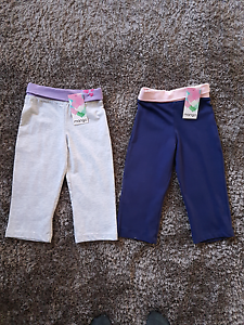 Size 1 Girl Pants Brand New both $5 Adelaide CBD Adelaide City Preview
