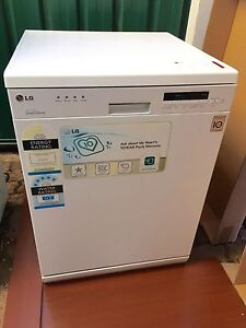 LG Dishwasher LD1452WFEN2 Rosewater Port Adelaide Area Preview