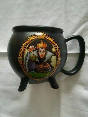 Disney Halloween Böse Königin Hexe Kessel
