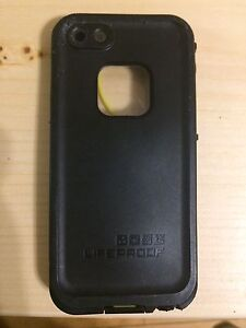 Black Lifeproof for iPhone 5s, 5c, 5, SE