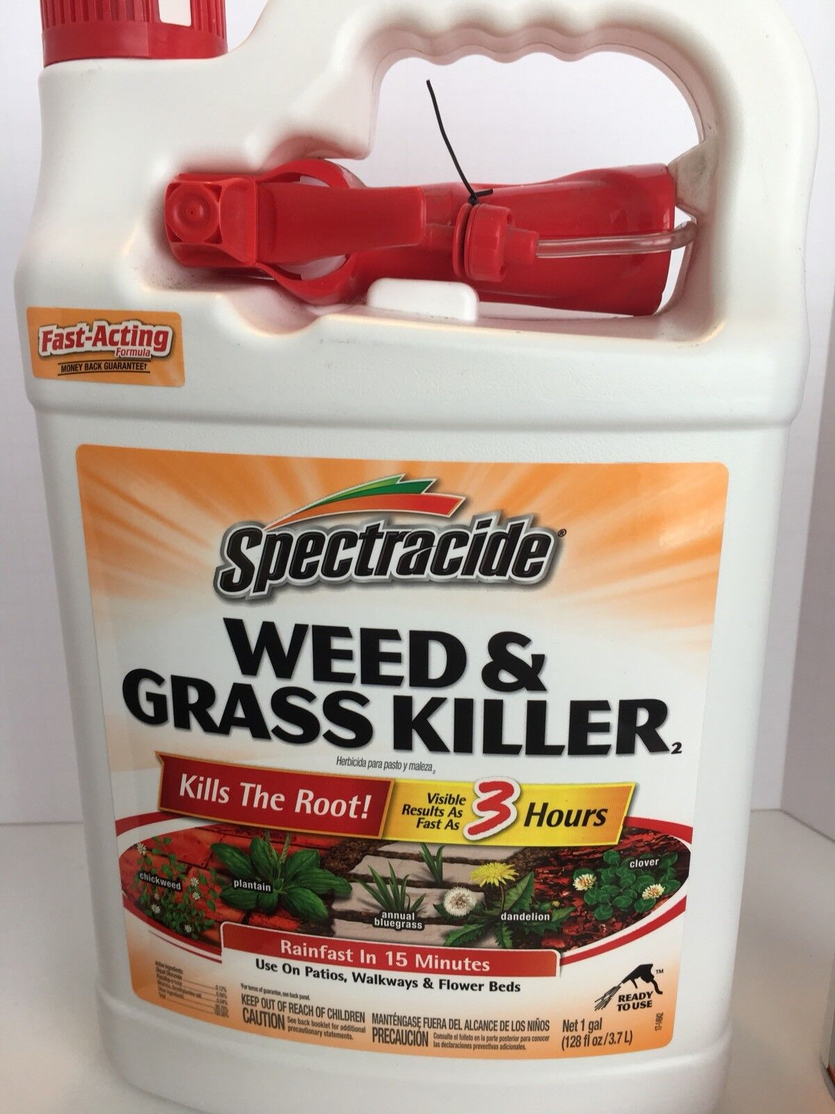 Spectracide Weed and Grass Killer 1 Gallon