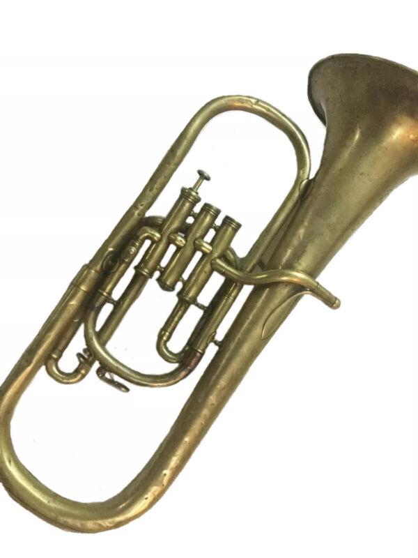 Ventage Lyon&Healy Silver Piston Bariton Horn