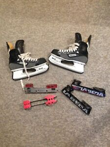 New Skates and roller chassis
