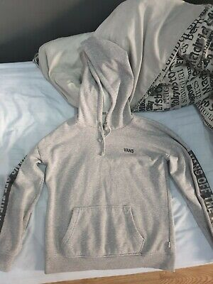 Grey VANS Hoodie -  Size Small Worn a few times