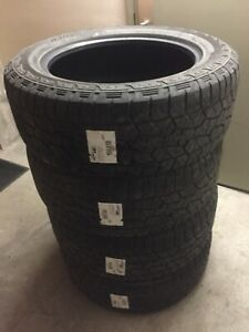 4 Summer tires 275/55/R20 113T Brand Hankook Dynapro