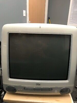 iMac G3 DV Special Edition Graphite - Late 1999, Rare, Working!