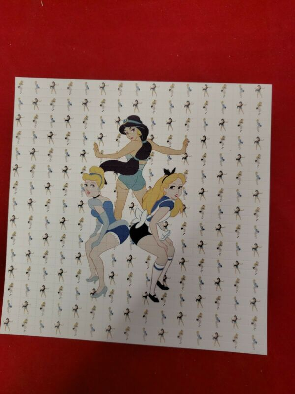 Twerking Princess Blotter Art Prints