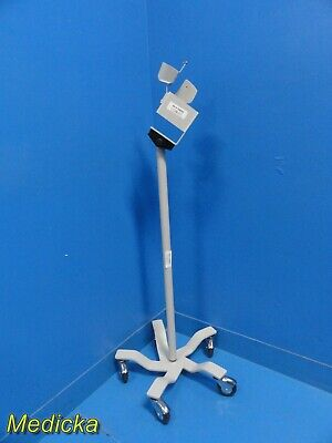 Welch Allyn Sure Temp Thermometer 5-wheel Based Rolling Stand 19995
