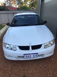 2001 Holden Commodore Sedan Lesmurdie Kalamunda Area Preview