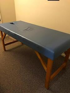 Wooden massage table Ashgrove Brisbane North West Preview