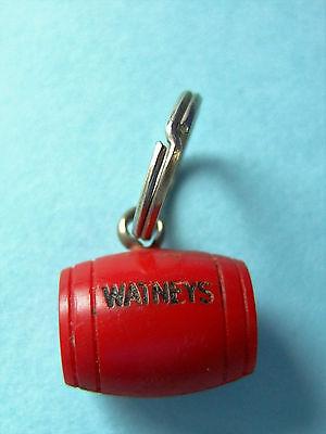 A Watneys Red Barrel Vintage Keyring