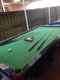 Pool table  Liverpool Liverpool Area Preview