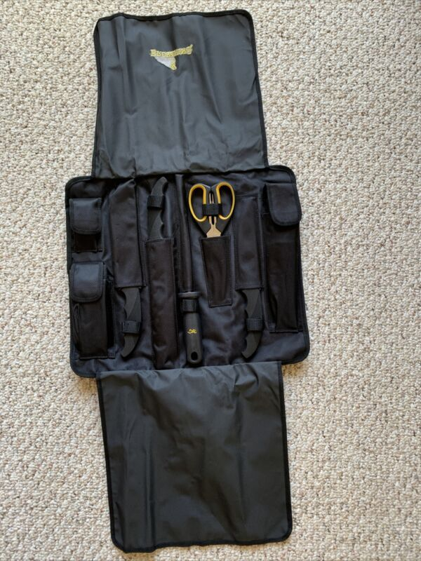 Browning Field Dressing Kit in Canvas Roll Carry Case