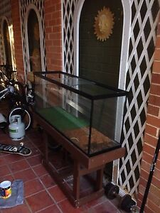 Reptile fish tank Hornsby Hornsby Area Preview