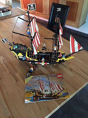 Occasion, Lego Bateau Pirate 6285 d'occasion  France