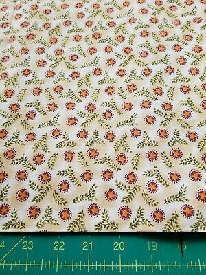 Twinkle Little Star by Red Rooster 17022 Dk Beige NEW COTTON * End of Bolt 1.87y (Twinkle Star)