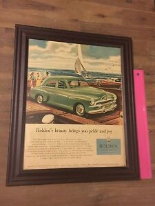 Original advertisement Holden Kingston South Canberra Preview