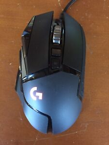 Logitech G502 Hero Gaming Mouse   Computer Accessories